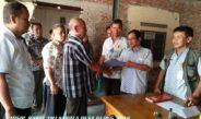 BPD beserta Pemerintah Desa Gedeg Menggelar Rapat Akhir Masa Jabatan Kepala Desa